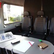 Transfer da e per Pisa - Sprinter Mercedes - Modalità ufficio